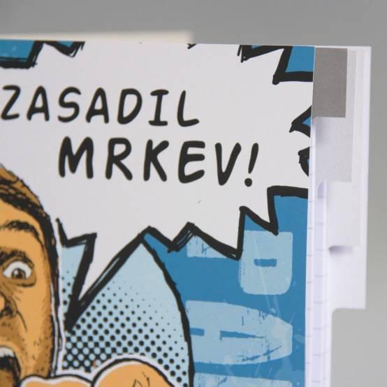 Multi Blok A5 Zasadil Mrkev pro parkour