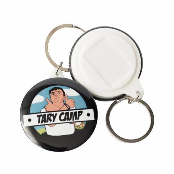 Klíčenka Tary Camp