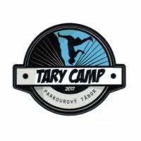 Samolepka Logo Tary Camp