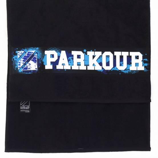 Ručník Enjoy the Movement pro parkour