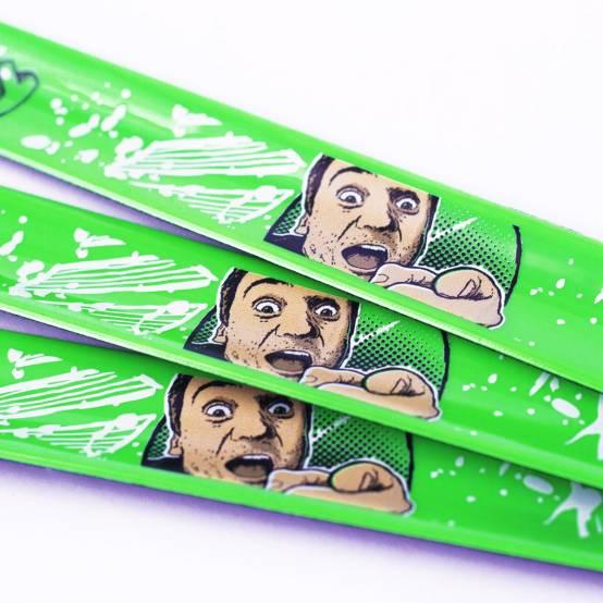 Reflexní páska na rukáv Tary Parkour pro parkour