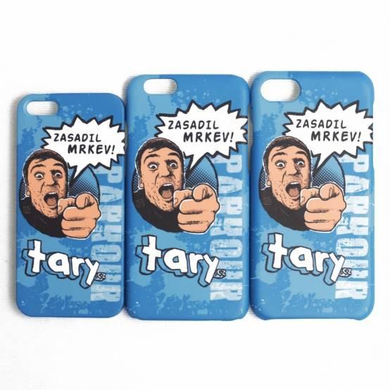 Kryt Mrkev na iPhone 5, 6, 7 pro parkour