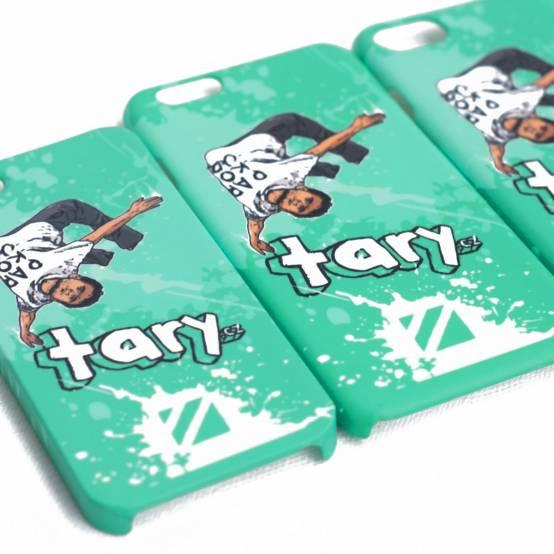 Kryt Tary Backo na iPhone 5, 6, 7 pro parkour