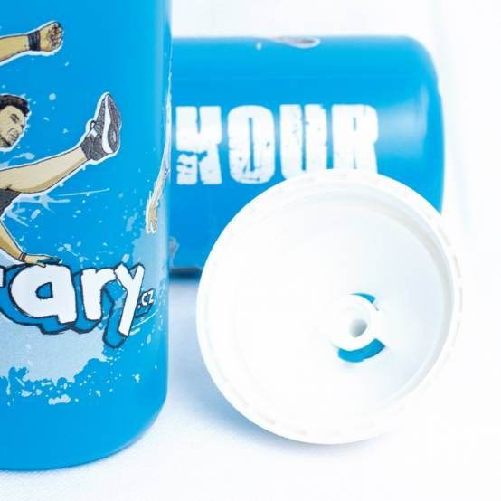 Sportovní láhev Tary Backflip pro parkour
