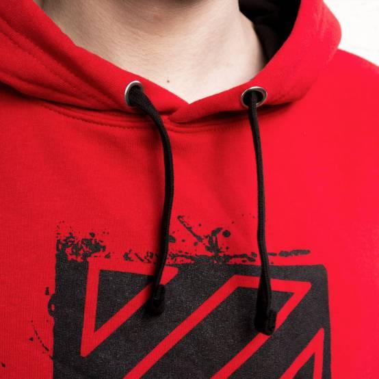 Mikina pro parkour s kapucí Logo Enjoy