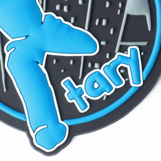 Klíčenka Tary Speed pro parkour