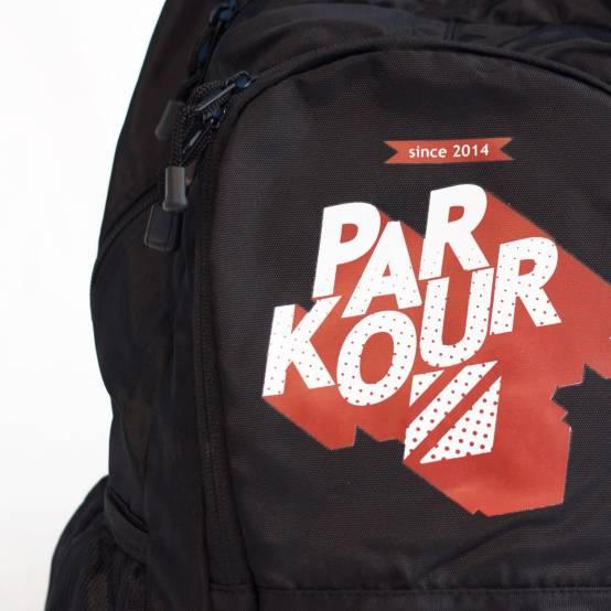 Batoh Retro 2014 pro parkour