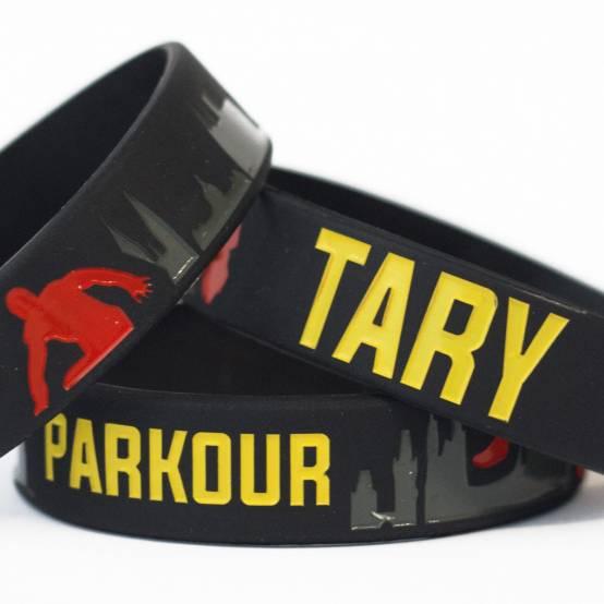 Náramek Yellow Tary pro parkour