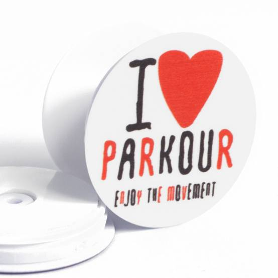 PopSocket Love Parkour pro parkour