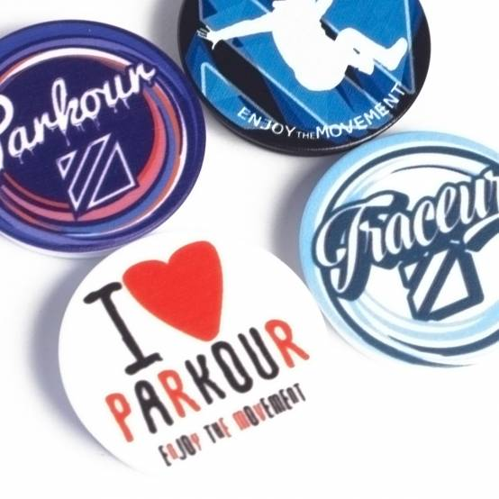 PopSocket Sweet Parkour pro parkour