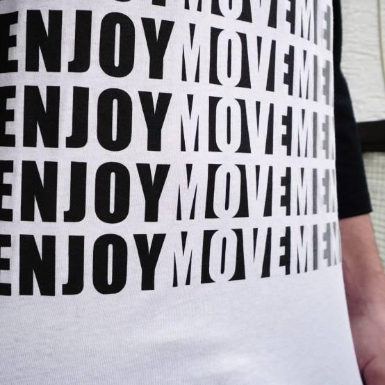 Tričko pro parkour 3/4 rukáv Enjoy Move