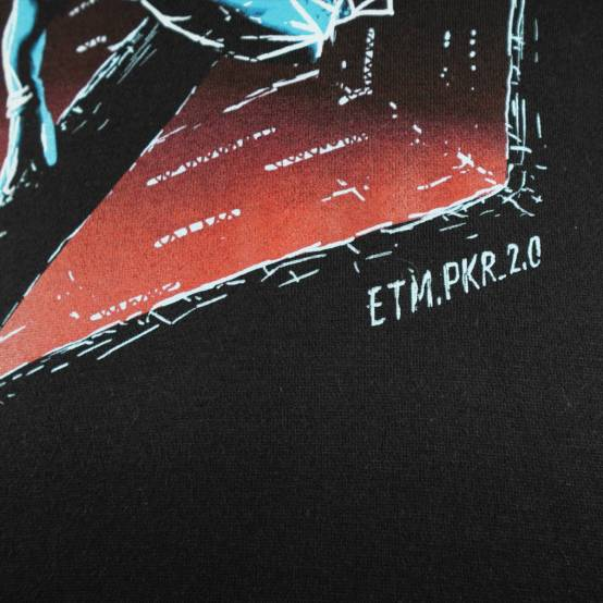Mikina pro parkour ETM.PRK