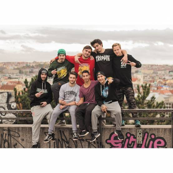 Plakát Workshop Squad 2018