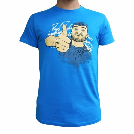 Tričko Tary Palec Modré