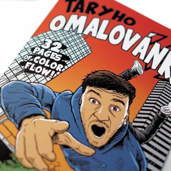 Taryho Omalovánky pro parkour