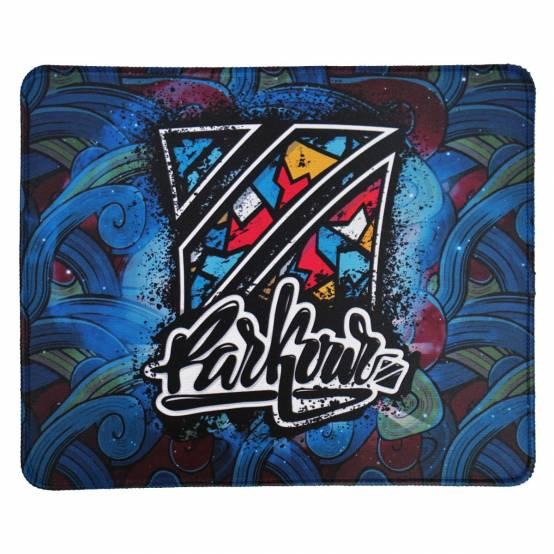 Podložka pod myš Colorful logo pro parkour