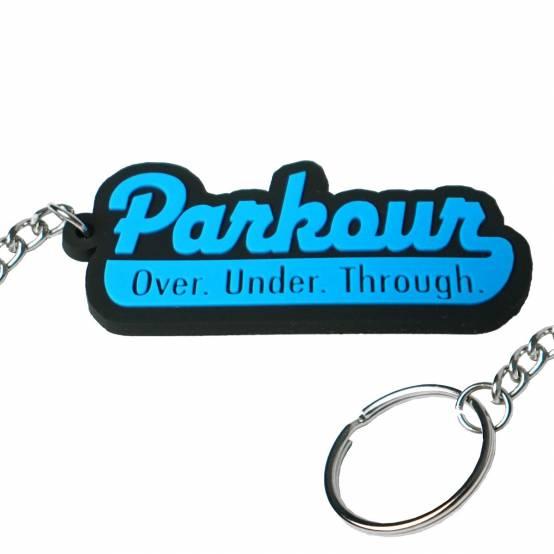 Klíčenka Parkour pro parkour