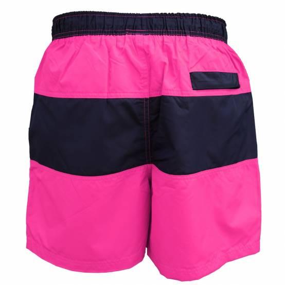 Plavky Parkour Lifestyle Růžovo-modré pro parkour