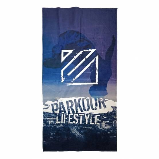 Osuška Parkour Lifestyle pro parkour