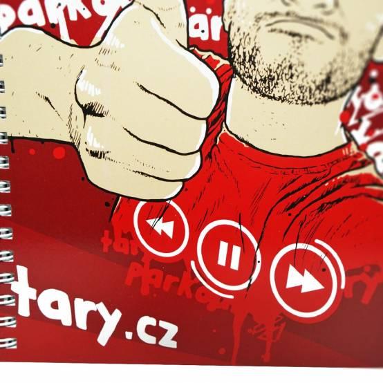 Blok Tary Youtuber pro parkour