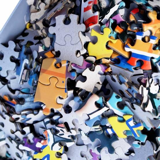 Puzzle Tary pro parkour
