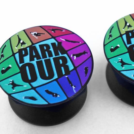 PopSocket Color tricks pro parkour