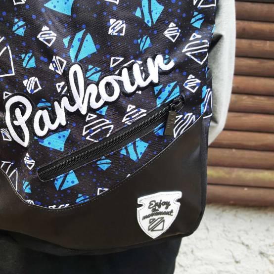 Batoh Parkour ETM Loga pro parkour