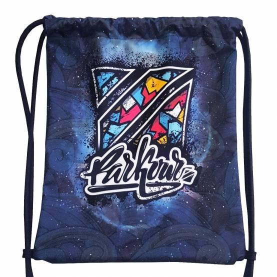 Sportovní Vak Colorful Logo pro parkour