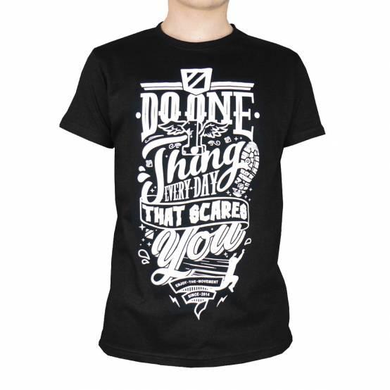 Tričko One Thing Černé