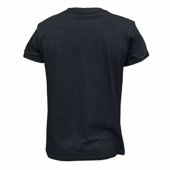 Tričko pro parkour Učím YouTubery Parkour Černé 2
