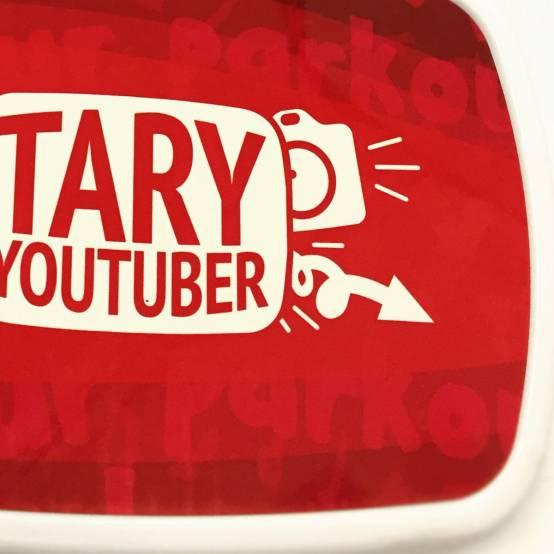 Svačinový box Tary YouTuber pro parkour