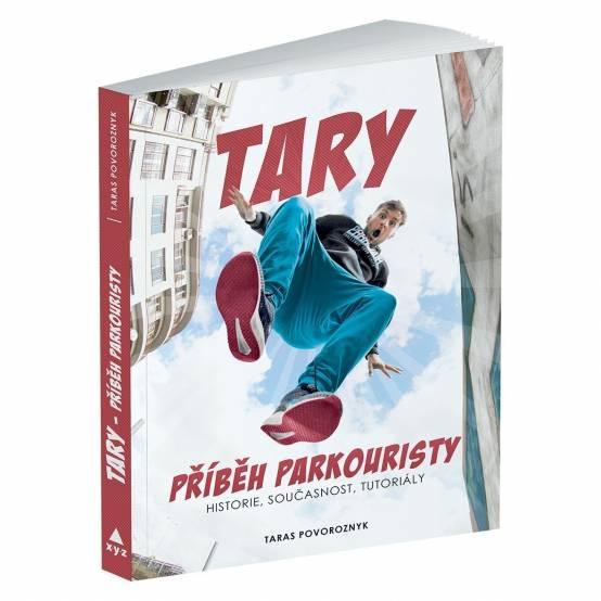 Knížka Tary, příběh parkouristy