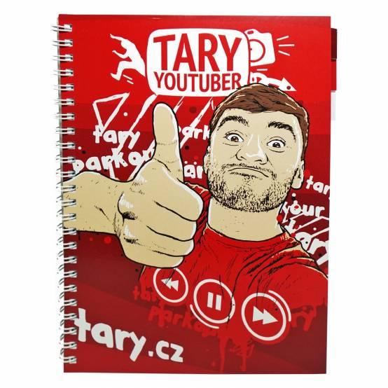 Blok Tary Youtuber