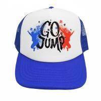Kšiltovka Go Jump Modrá