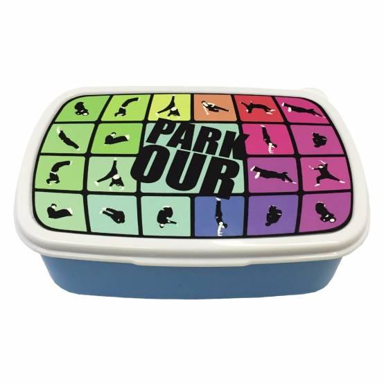 Svačinový box Color Tricks pro parkour