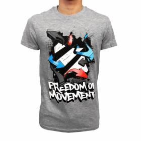 9785db98a0c3 Tričko pro parkour Freedom of Movement