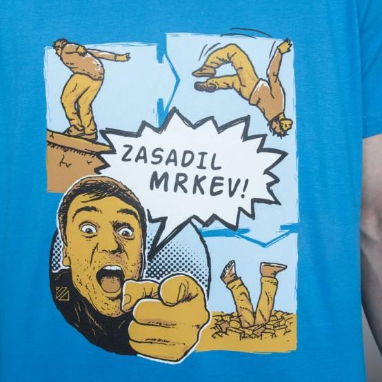 Tričko pro parkour Zasadil Mrkev