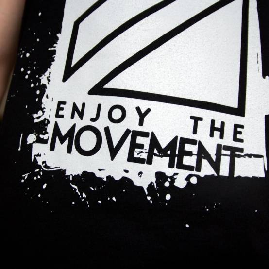 Tílko pro parkour Big Movement