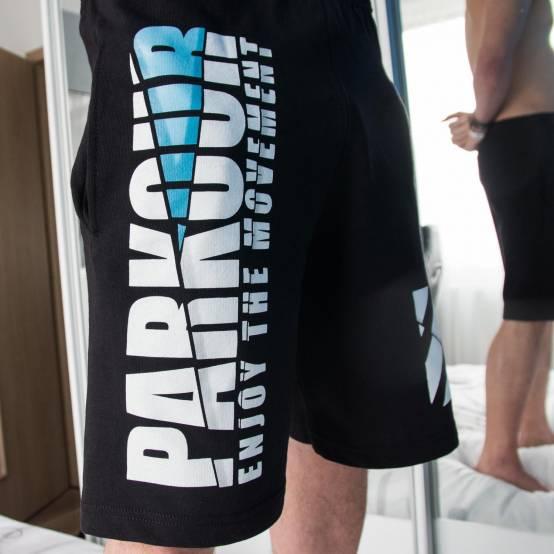 Kraťasy 3D Parkour pro parkour