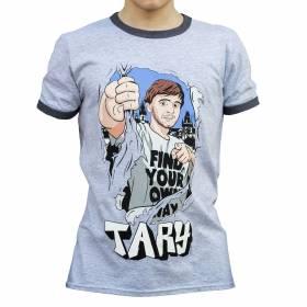 Tričko pro parkour Tary Tutoriály 1e859be38d