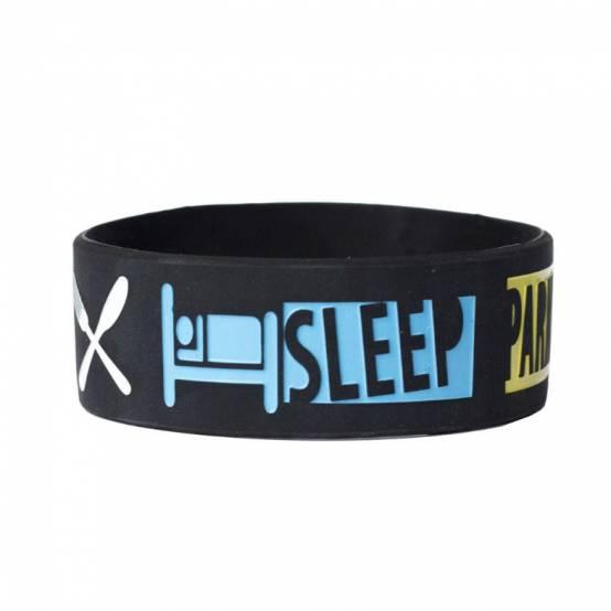 Náramek Eat Sleep pro parkour