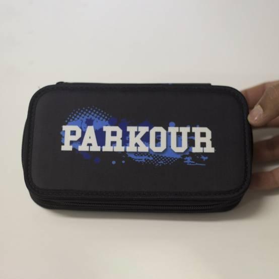 Školní Penál Parkour pro parkour